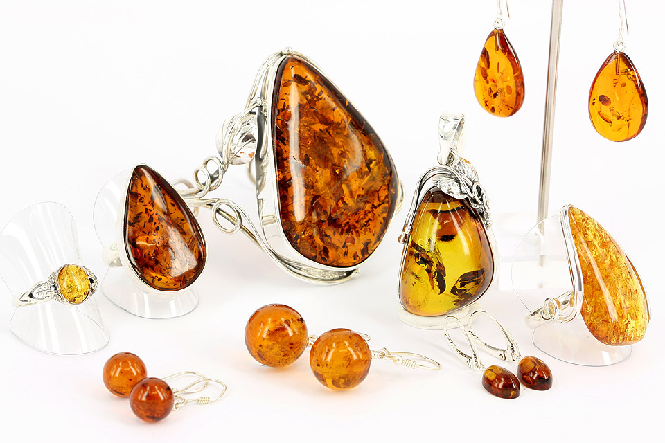76ae31589 Amber and Sterling Silver Jewellery. Wholesale. Buy Gemstone ...